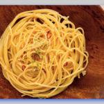【葉加瀬太郎】ペペロンチーノの作り方「シンプルで美味しい!!」